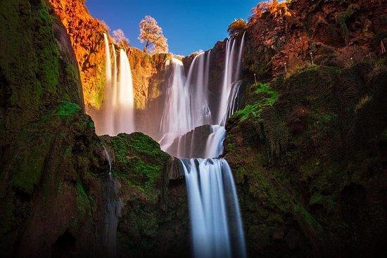 Ausflug zu den Wasserfällen von Ouzoud