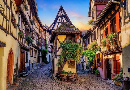 Escapada de un día de Alsacia desde...