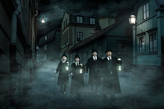 The Original Stockholm Ghost Walk and...