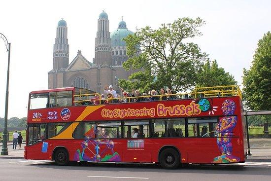 Hop-on-Hop-off-Tour durch Brüssel