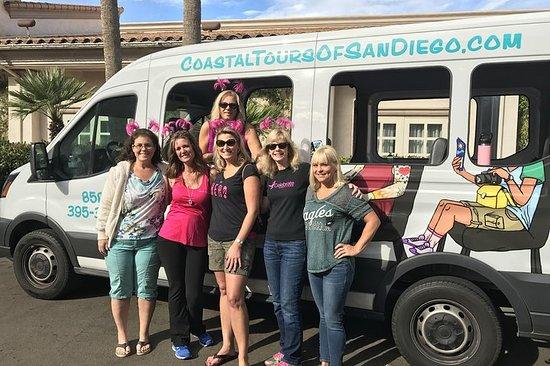 Full Day Tour of San Diego Coast