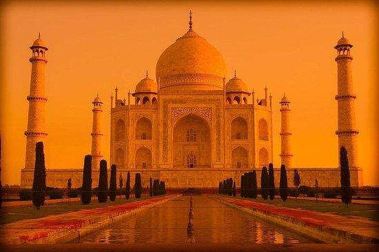 Sunrise Same Day Tour De Delhi