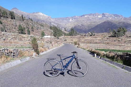 Discover the right side of Colca Valley by E-bike