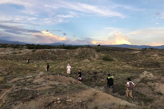 Oppdag Tatacoa-ørkenen med en lokal