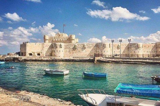 開羅亞歷山大市之旅