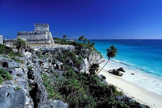 4X1 Tour Tulum Coba, Cenote e Playa del...