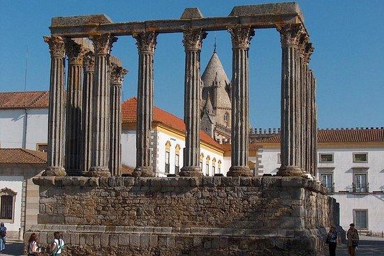 Tour privato di Évora ed Estremoz da Lisbona