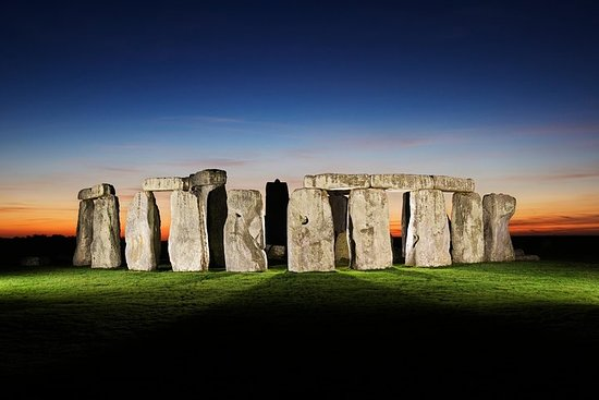 Stonehenge, Avebury, et West Kennet Long Barrow en un jour de...