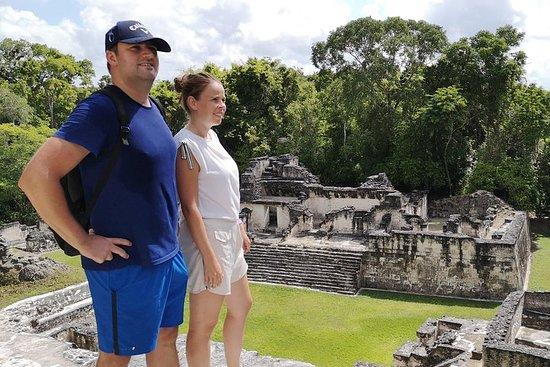 Tikal Sunrise Tour in Small Group...