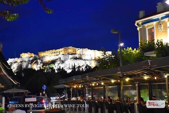 Athens Night Tour