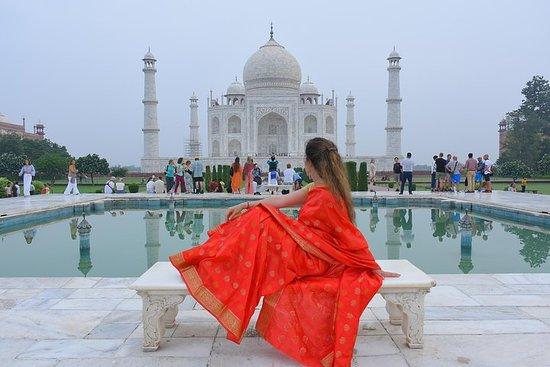 Visite photographique d'Agra avec...