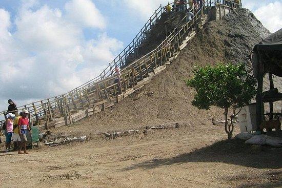 Tour del vulcano di fango e pomeriggio in spiaggia