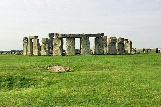 Bath, Stonehenge og den engelske...