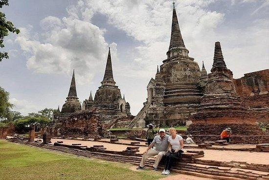 曼谷私人大城府和邦帕宮之旅
