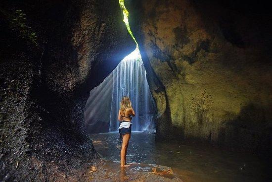 巴厘岛最佳瀑布:Tibumana,Tukad Cepung和Tegenungan