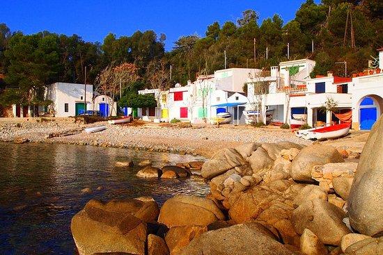 Ruta sencilla de senderismo en grupos reducidos por la Costa Brava y...