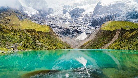 库斯科(Cusco):午餐的私人全日徒步旅行Humantay湖