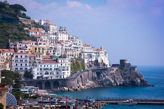 Côte amalfitaine de Sorrento / Salerno