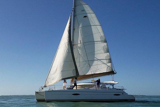 Tour in barca a vela del catamarano a vela Bolero Ft. Myers Beach in