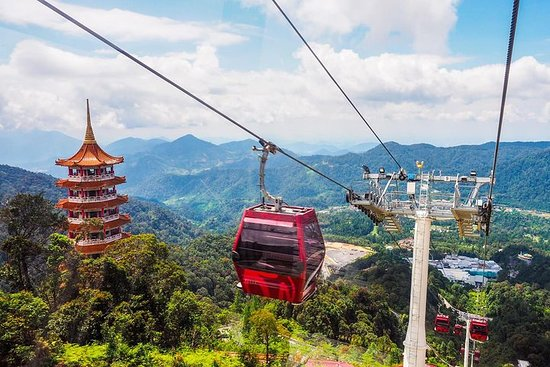Genting Highland 1 day tour