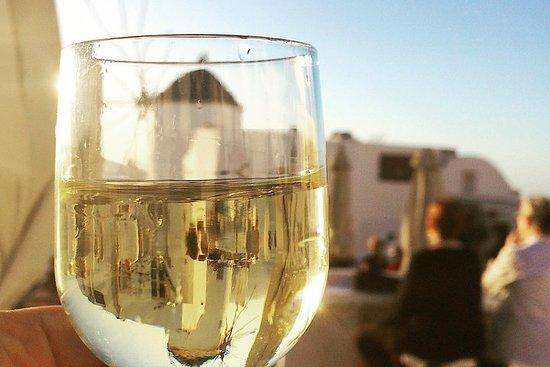 Santorini Wine Tour con puesta de sol...