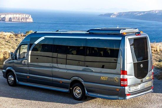 Excursion privée à Santorin
