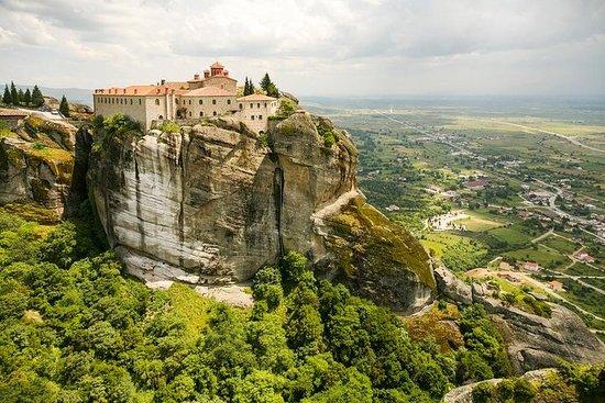 Thessaloniki to Meteora – Private Day Trip