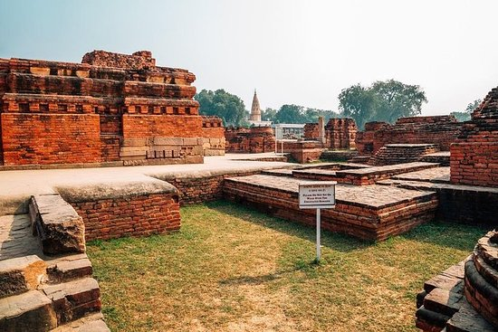 Tour of Sarnath, the starting point of Buddhism religion (by car from Varanasi) 사진