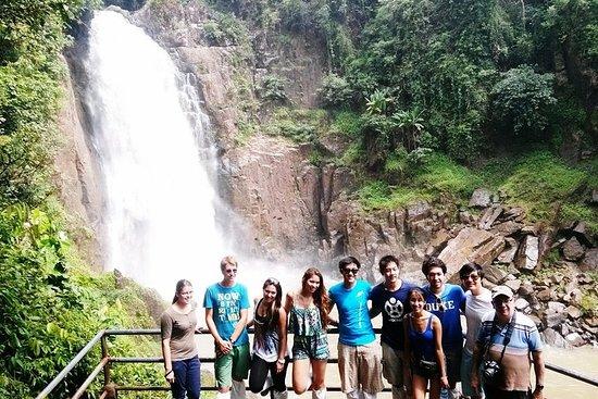 探索考艾國家公園 - 瀑布與正宗的烹飪和市場之旅