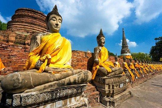 Entdecken Sie Ayutthaya Highlights
