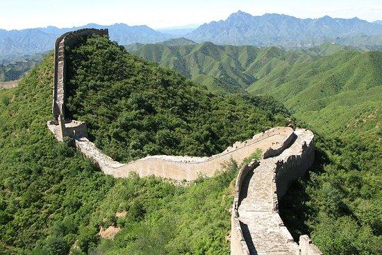 Jinshanling Great Wall Demi-journée
