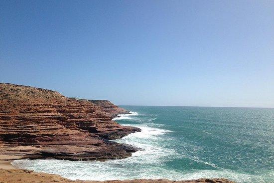 Kalbarri, Pink Lake and Abrolhos...