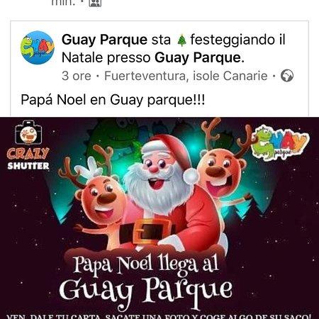 #Navidad #corralejo #fiestas #diversión #niños #parqueinfantil