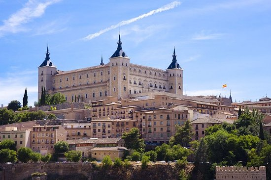 Toledo og Segovia Private Tour med...