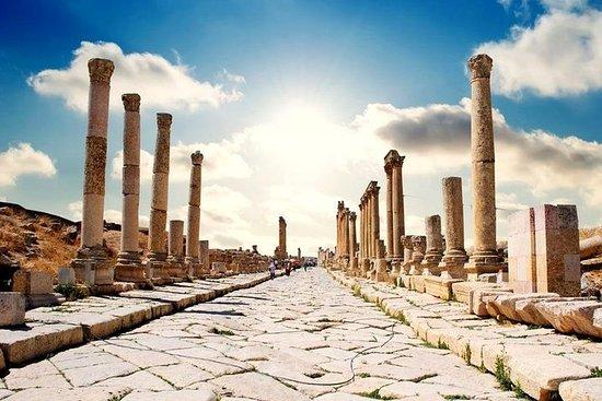 Full-Day Tour: Umm Qais, Jerash, and...