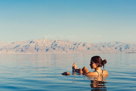 Day Tour to the Dead Sea from Amman