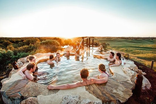 Small Group - Mornington Peninsula Hike & Hot Springs Day Tour from...