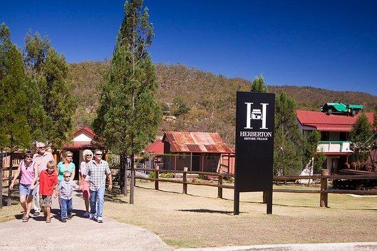 Historic Village Herberton and Tableland Tour