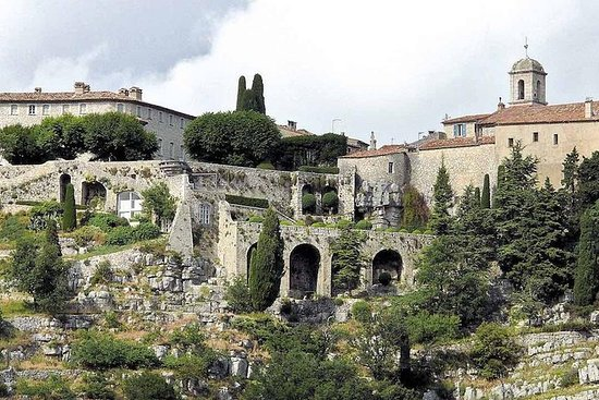 Small Group Full-Day Trip to Medieval French Riviera Villages from...