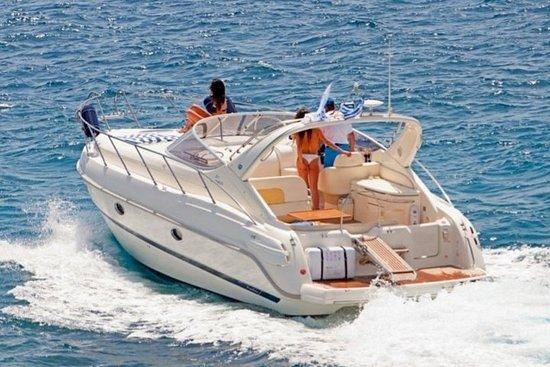 """ALMA"" 11,7m | Zakynthos Island Tour | 7 timer"