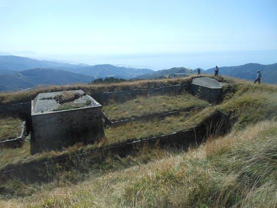 Masone, Italia: Il forte Geremia