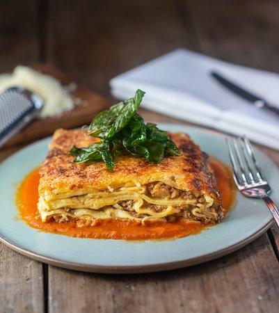 La lasagna di Olivetti