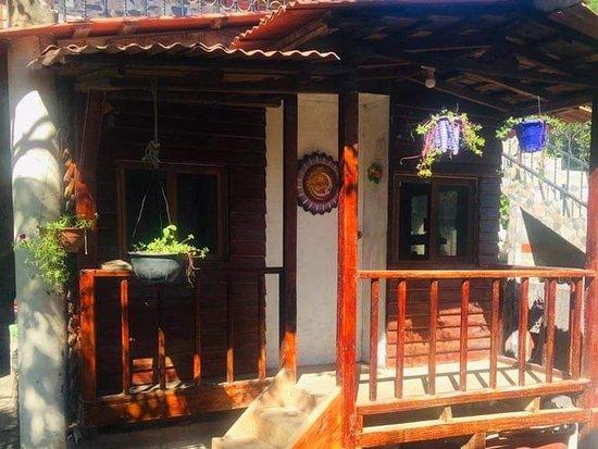 Conca, Mexico: Confortables cabañas