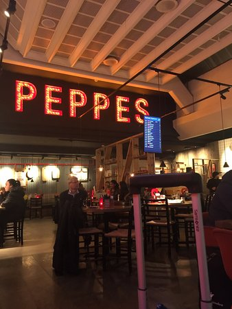 Peppes Pizza Oslo S