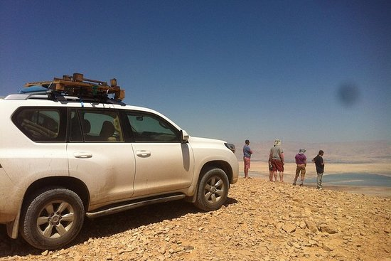 GoKEDEM Premium Off-Road Masada & Deadsea Adventure de Jérusalem