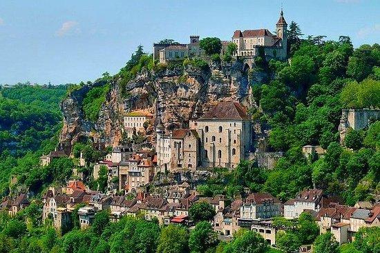 Halvdagstur til Rocamadour av EXPLOREO