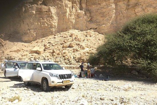 GoKEDEM Private Negev & Ramon Crater Adventure da Tel Aviv con festa
