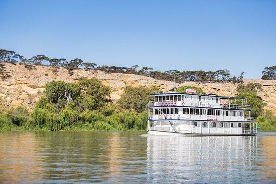 Tour en barco por el río Murray con almuerzo incluido desde Adelaida