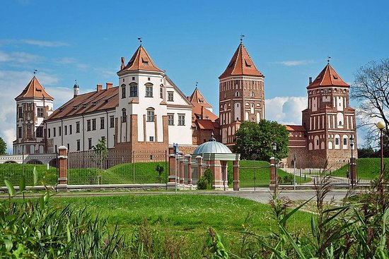 Itinéraire touristique Minsk...