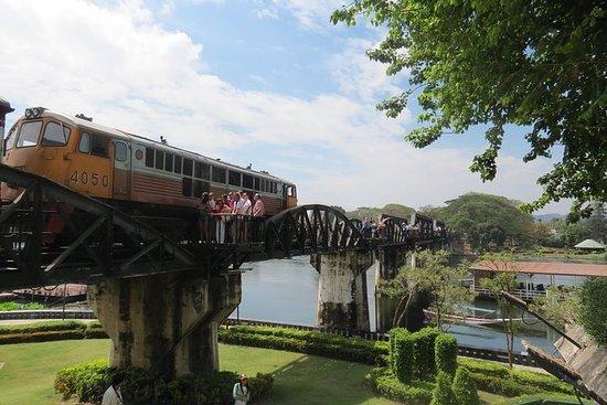 Privé-tour naar brug over River Kwai ...